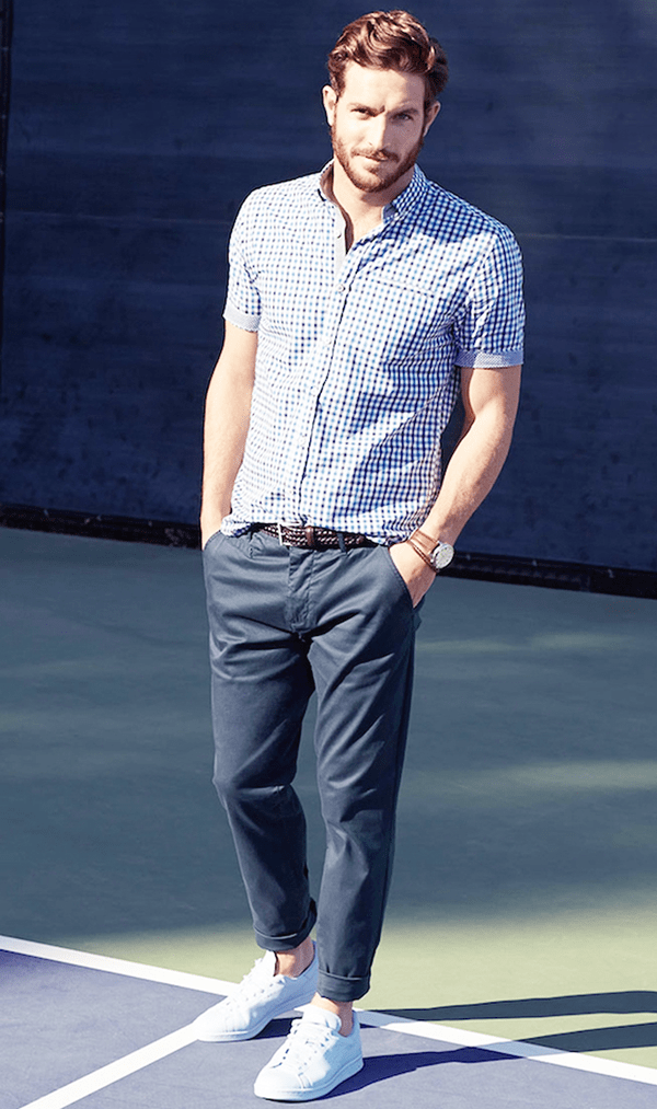 Best Shirt And Pant Combinations For Men