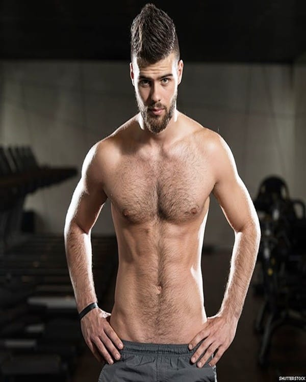 Body Parts Men Should Never Shave