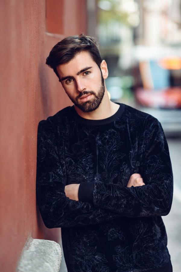 Fresh Patchy Beard Styles For Stylish Men