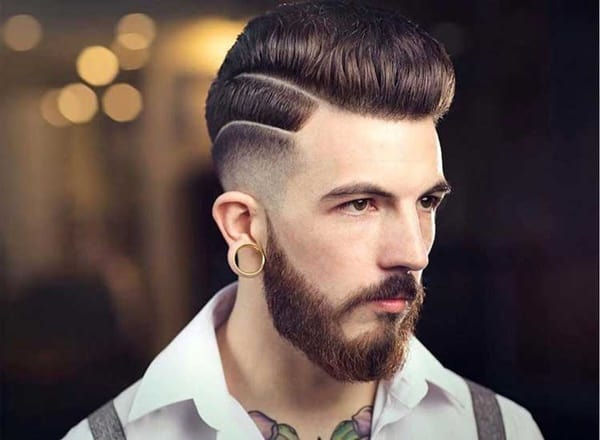 37 Popular Hairstyles For Men To Copy This Year 2019