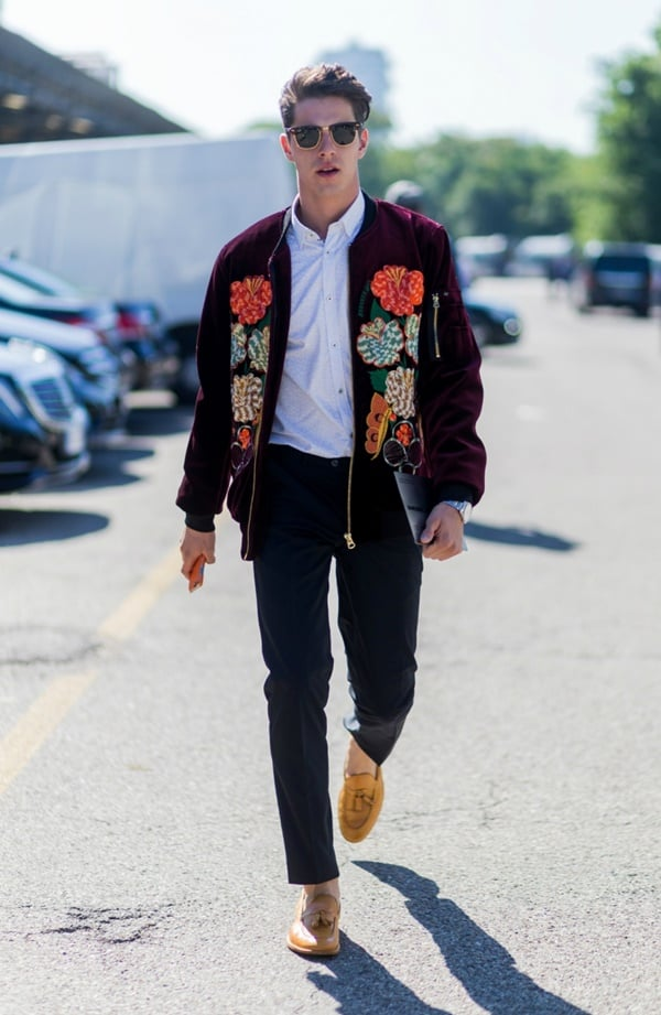 Urban Men's Street Style Outfits To Follow