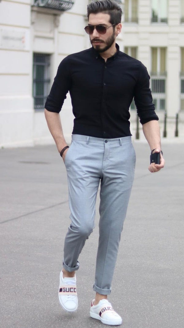47 Stylish Semi Formal Outfit Ideas For Men in 2020 - Fashion Hombre